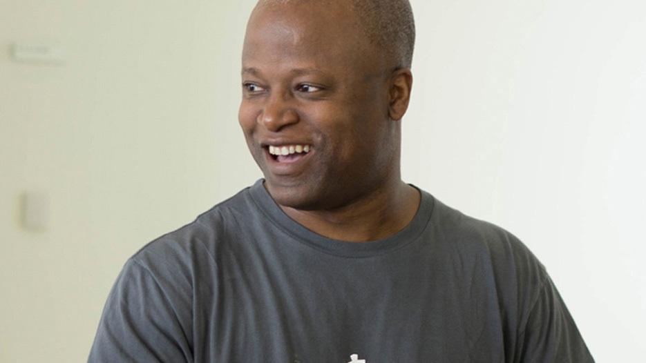 Maurice Ashley (Photo Credit: MIT Media Lab)