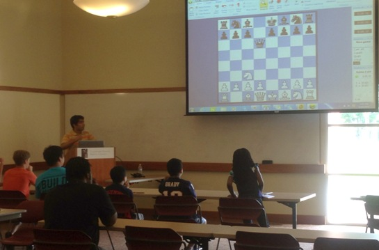 Chess Program at the Library - Week 4 - 1