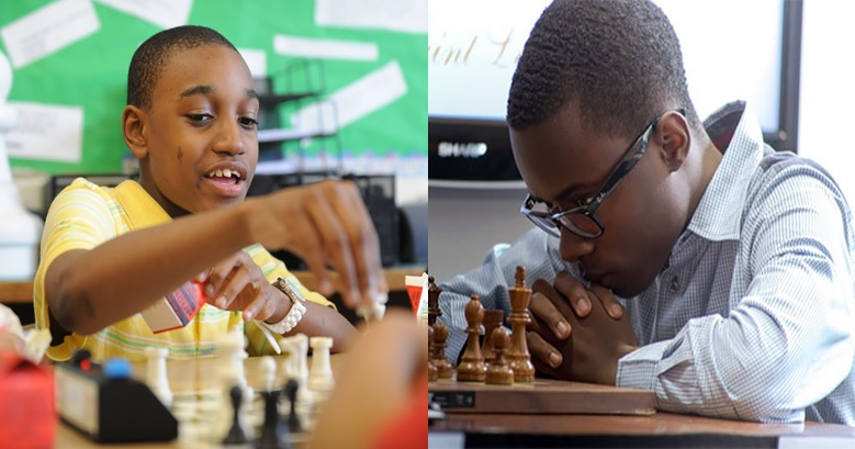 Invest in Chess - James Black and Joshua Colas